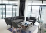 2 BED 105m2 APARTMENT  FOR RENT - CITY GARDEN (CG04) khach 7